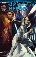 Star Wars: Age of Rebellion - Heroes - TPB/Graphic Novel